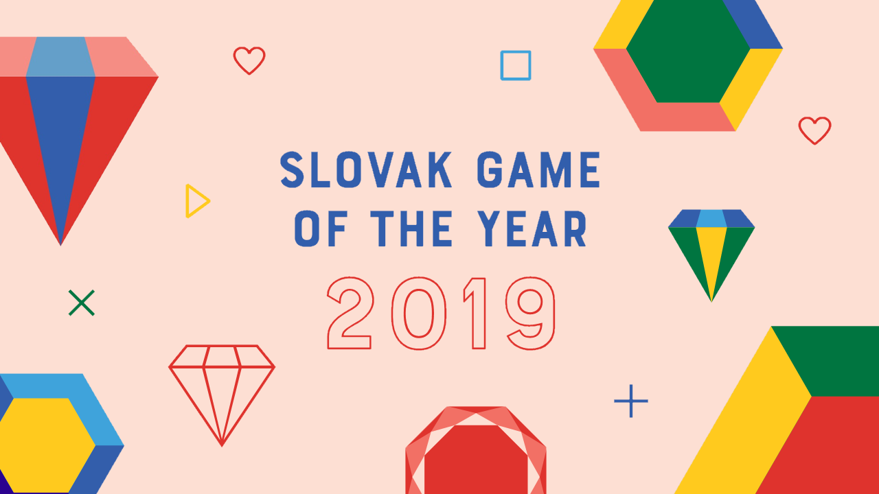 Slovak Game of the Year 2019