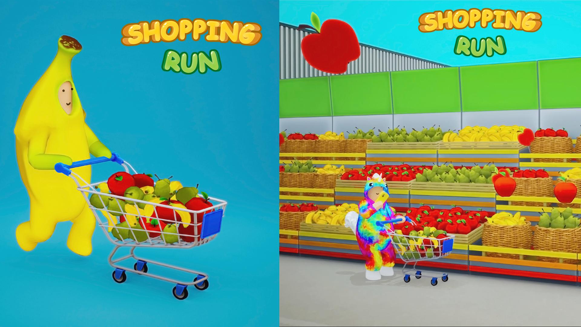 Shopping run