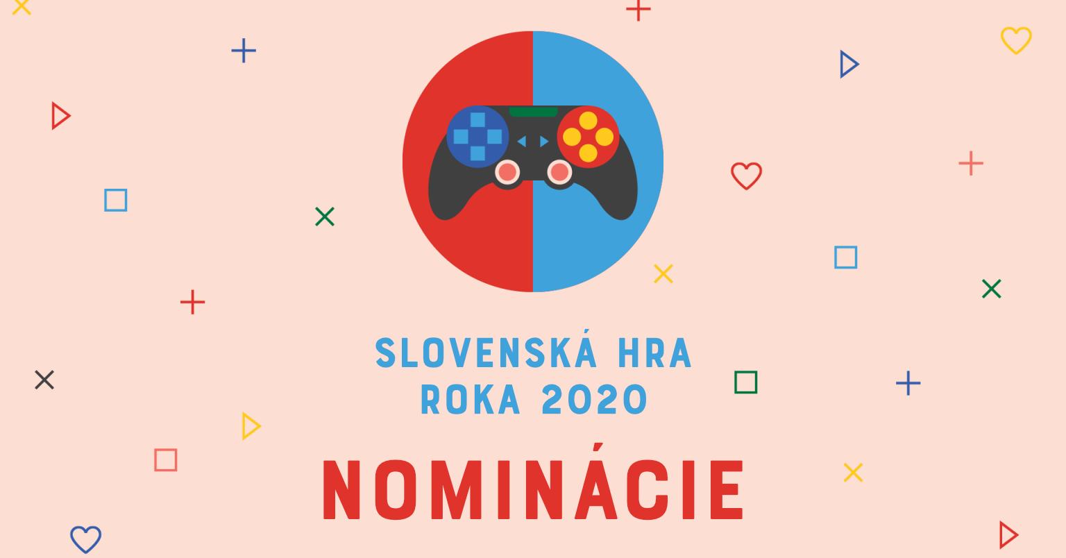 SK hra 2020 shortlist