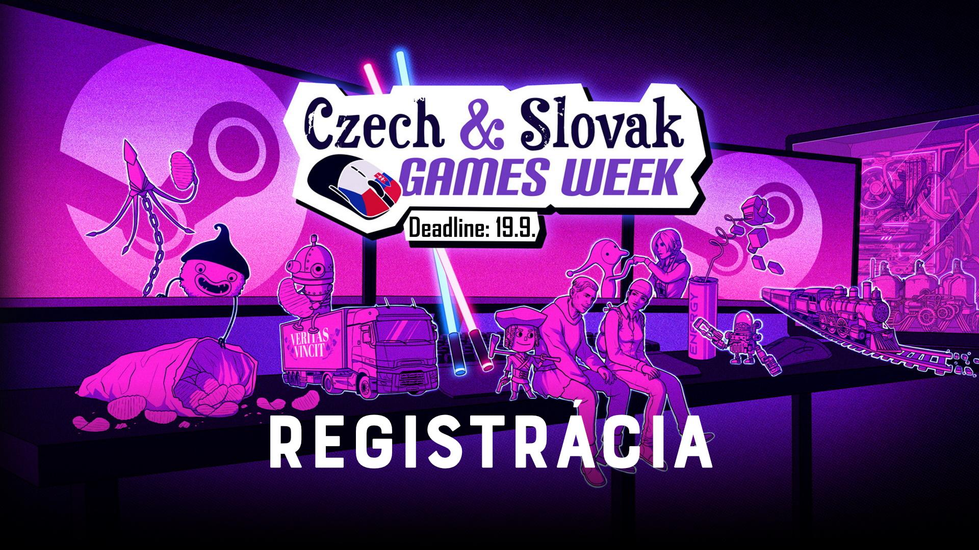 cz sk games week - FB